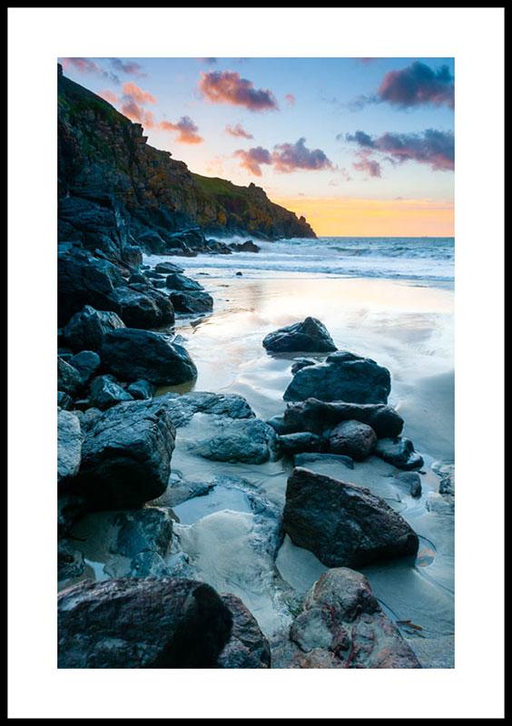 Housel Bay Beach sunrise 2242