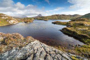 The Assynt, Loch Druim 2886