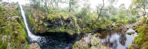 Linhope Spout Waterfall 3085