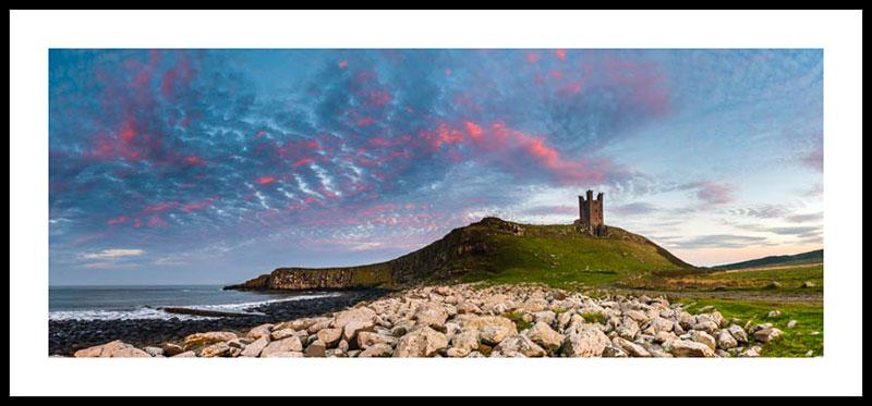 Dunstanburgh Castle 3090PAN
