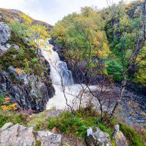 The Assynt, The Falls of Kirkaig 3142SQ