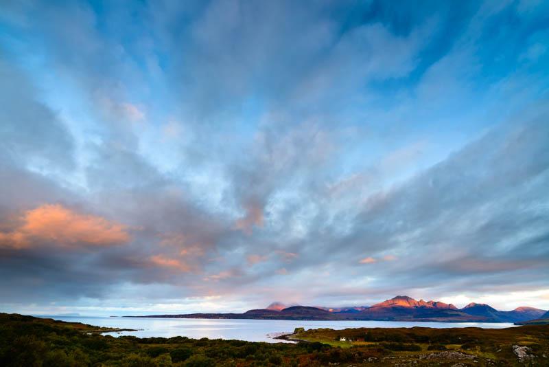 Isle of Skye, sunrise at Tokavaig 3143