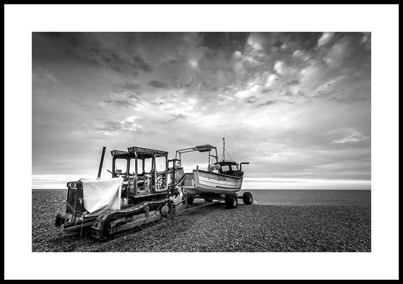 Weybourne Beach 4053