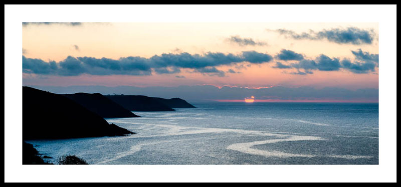 Pembrokeshire Coastline, sunrise 4265