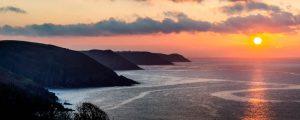 Pembrokeshire Coastline, sunrise 4266