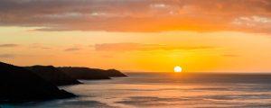 Pembrokeshire Coastline, sunrise 4270