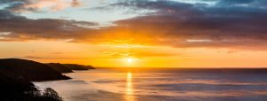 Pembrokeshire Coastline, sunrise 4271