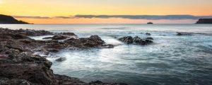 Polzeath Beach 4281PAN
