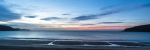 Pembrokeshire, Freshwater East Beach, sunrise 4302