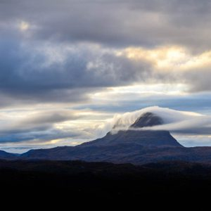 The Assynt, sunrise over Suilven 5008SQ