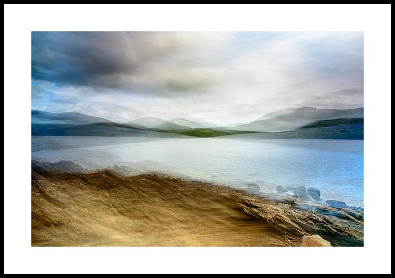 Blencathra and Derwent Water 5111