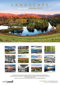 Landscape A3 Calendar Andy Small