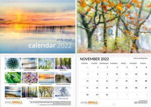 Andy Small Calendar 2022