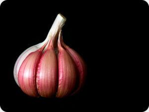 Garlic Worktop saver