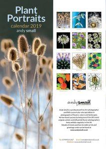 Slimline Calendar 2019 Andy Small